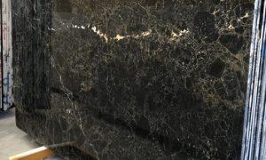 سنگ اسلب مرمریت بلک مارشال صادراتی